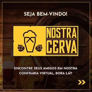 Seja Bem-Vindo ao Nostra Cerva!
