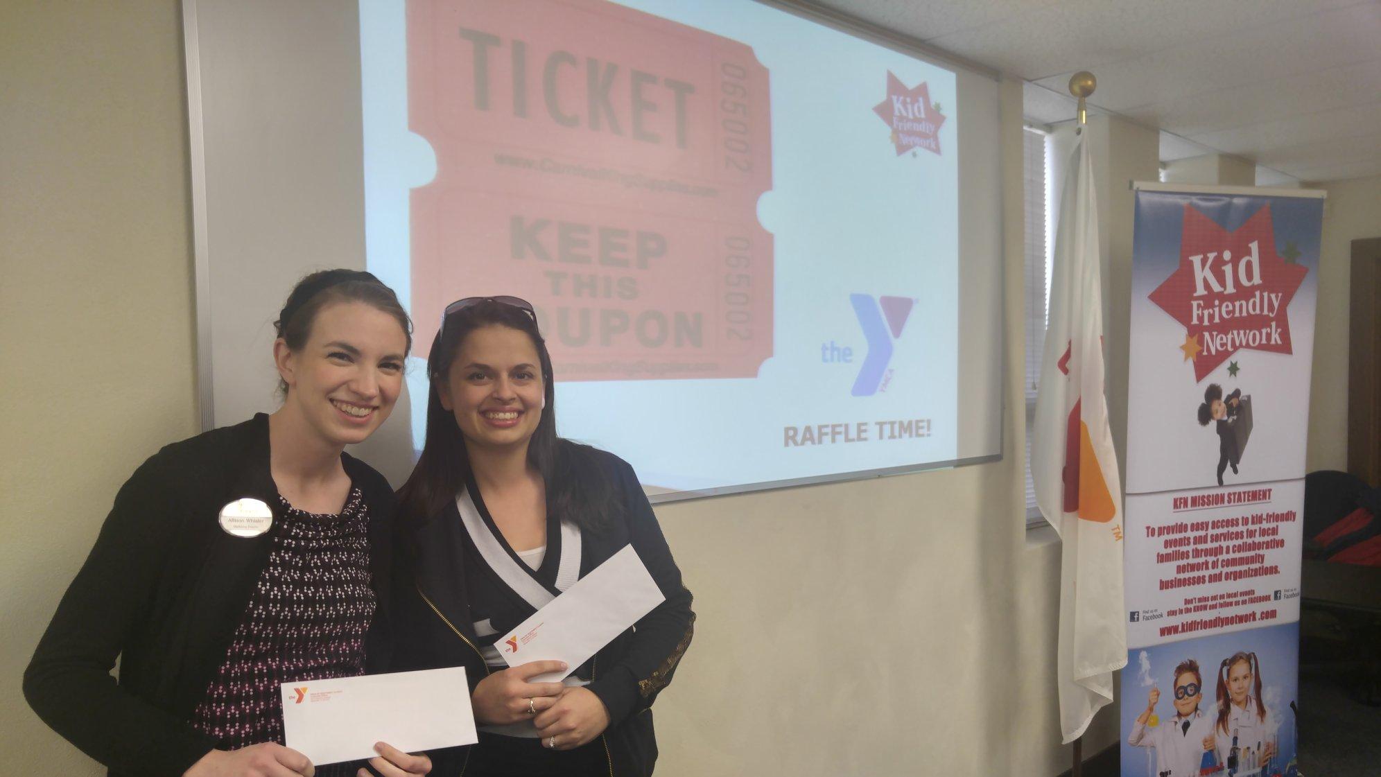 Winners at Gateway Region YMCA