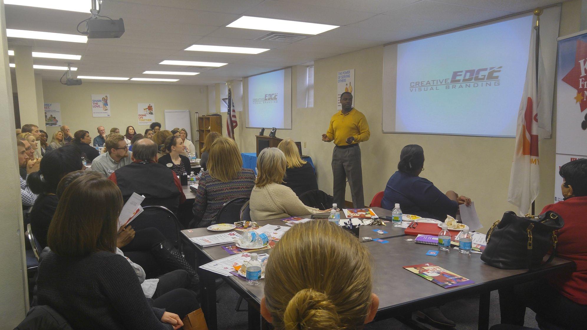CreativeEdge at Gateway Region YMCA