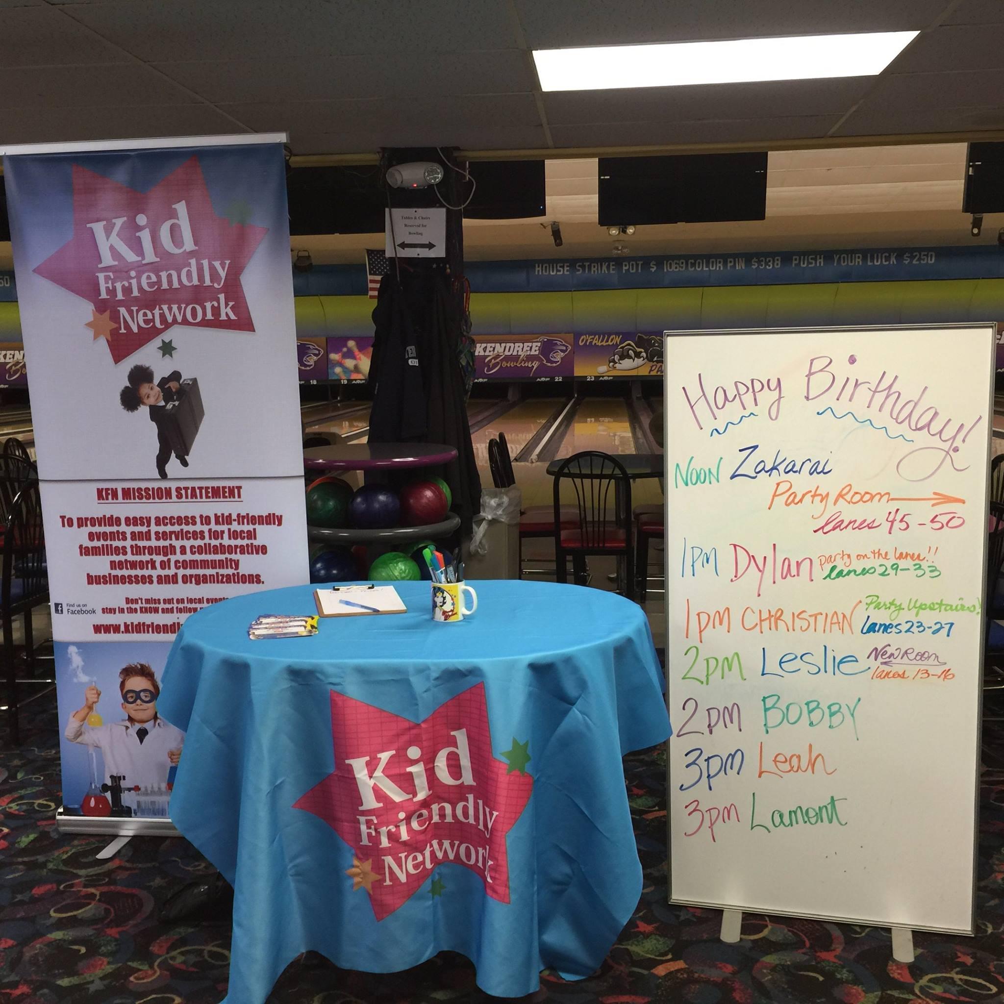 KFN at St. Clair Bowling