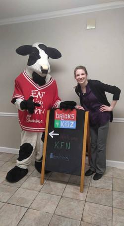 KFN members at Bricks 4 Kidz