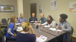 KFN members at Gateway Region YMCA