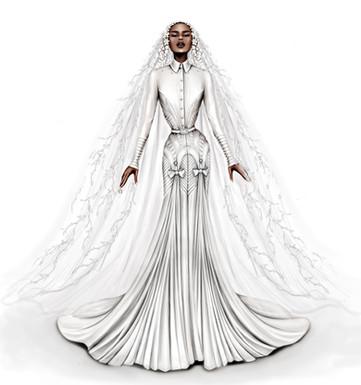 J'Aton Couture for VIP bride