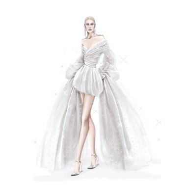 ALEXANDRE VAUTHIER for VIP bride