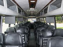 Limo Coach Bus