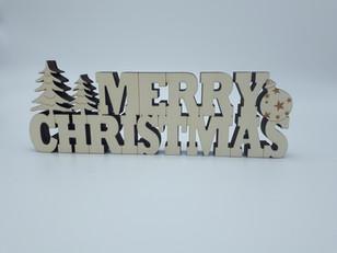 Aufsteller Weihnachten