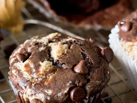 Protein choc peanut butter cups