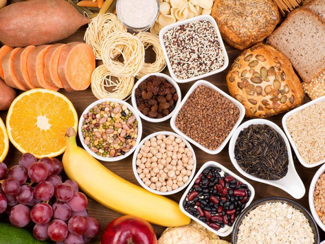 The best carbohydrates for weight loss and toning