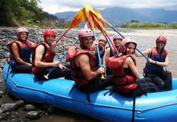 Banos Rafting