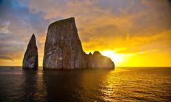 Atardecer Galapagos