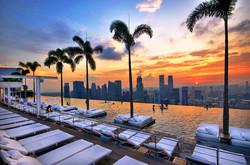 Marina Sands Bay