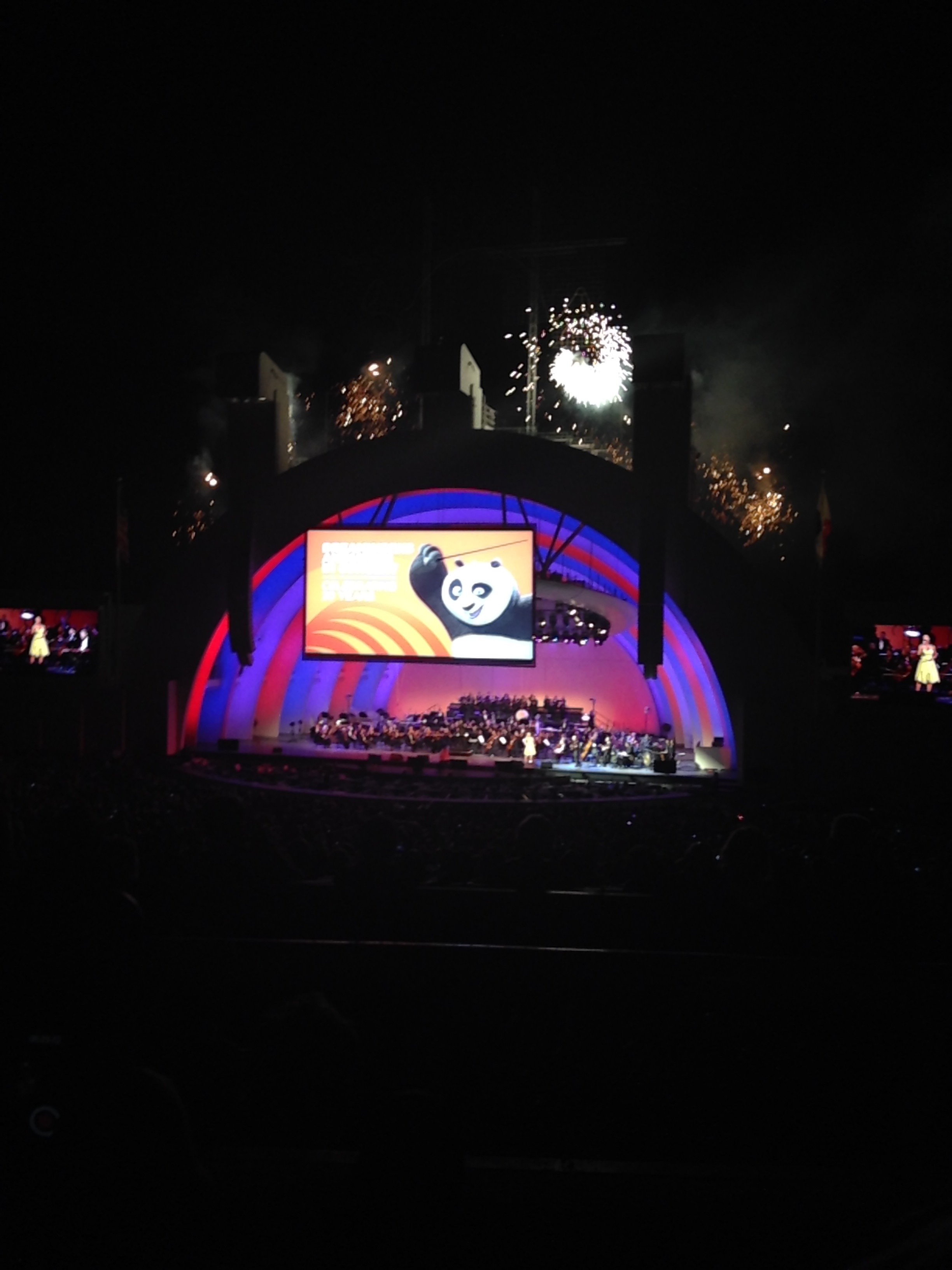 Dreamworks In Concert Hollywood Bowl