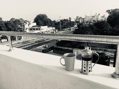 Rooftop Coffee Bar