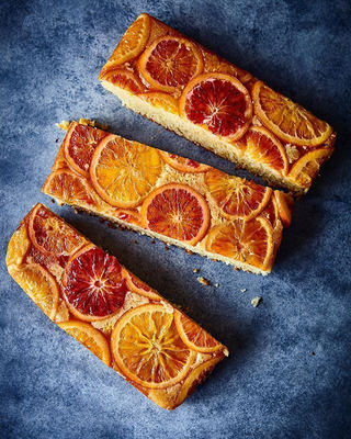 It's the season....for blood oranges. Ti