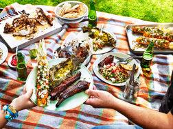 Sabrina Ghayour - Feasts