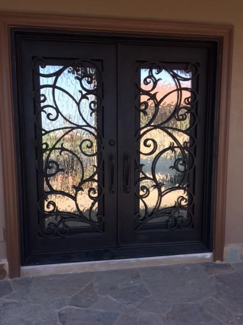 glass doors window tint san antonio