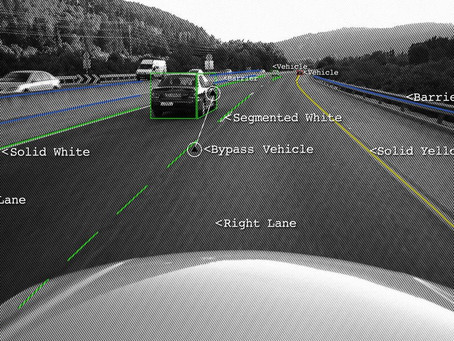 New Technologies That  Make Your Drive Safer