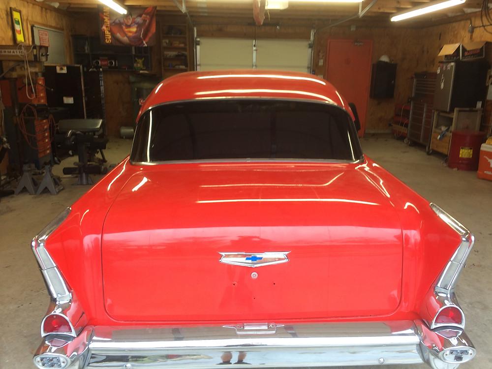 57' Chevy Classic Fiesta Texas