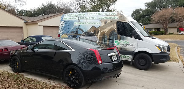 CTS Window Tint