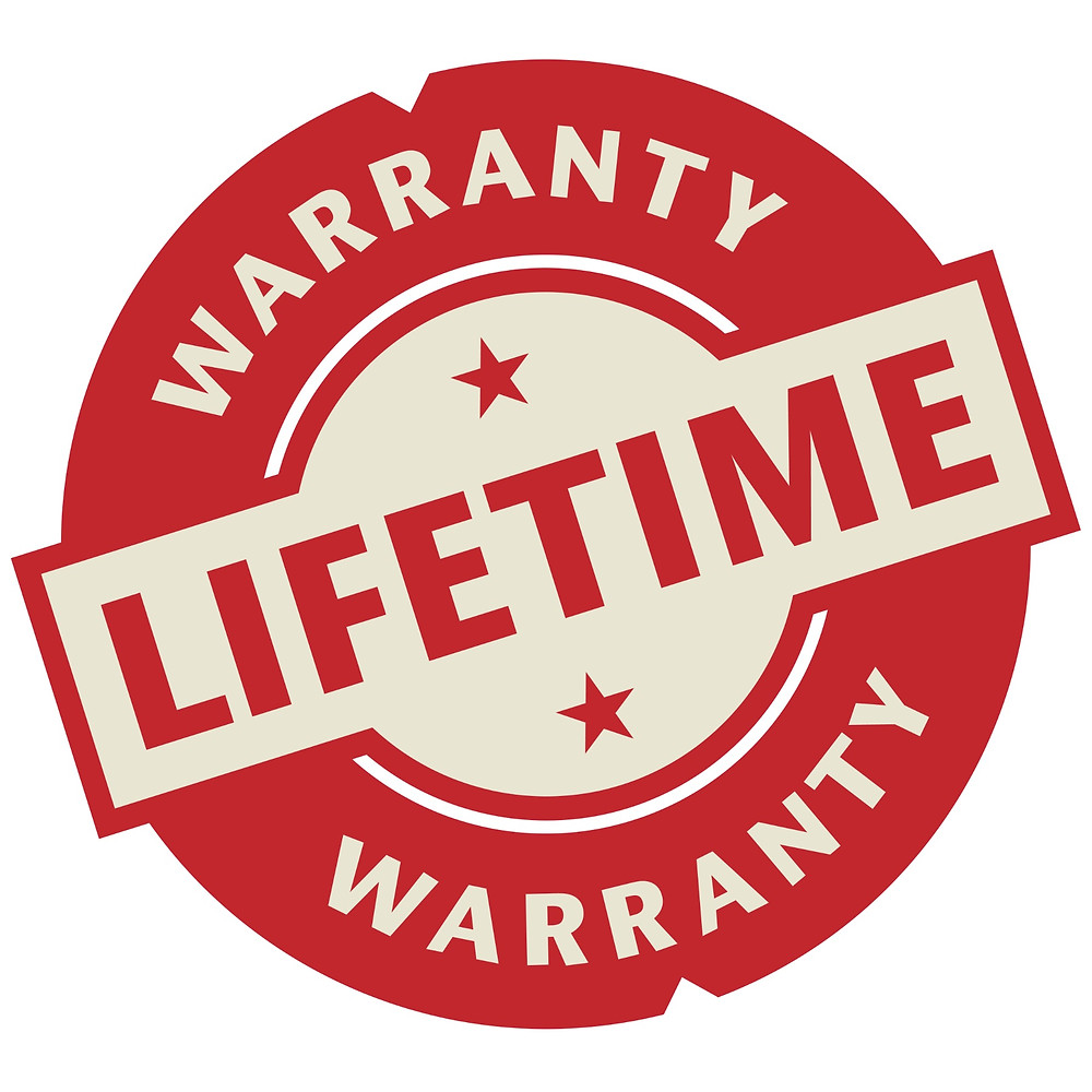 lifetime warranty window film