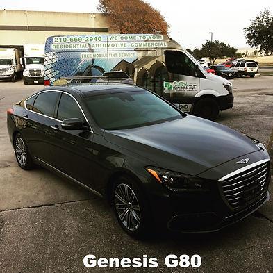 Geness G80
