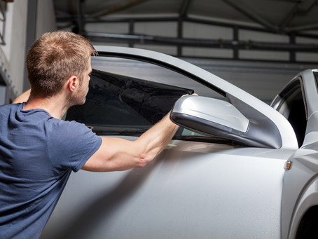 How To Tint Car Windows Like a Pro: DIY Guide