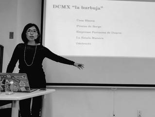 """""""Libertad de expresión, nuestro derecho a la verdad"""" invitada Nayeli Roldán; coautora de l"""