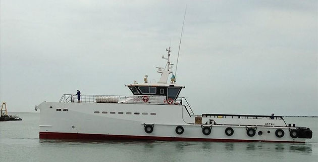DAMEN built 2010 Fast Crew Boat available