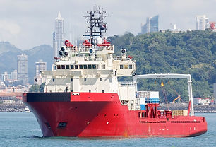 80m DP2 Offshore Support Ship