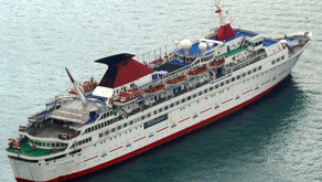 Cruise Ship with Ice Class for sale