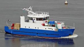Modern Research Vessel for Sale in Caspian Sea
