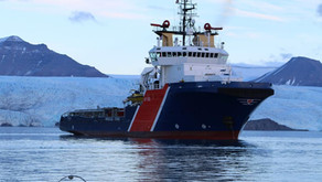 Multifunctional UT722 Offshore Service Vessel with 165tBP