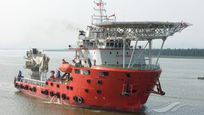 Brand New DP2 Subsea Support vessel