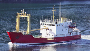 Guard and Expedition Vessel for Sale in Norway