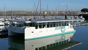 Solar Powered Catamaran Ferry for Sale
