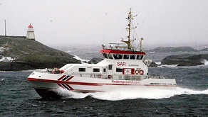 Patrol & Rescue Boat available in the Baltics