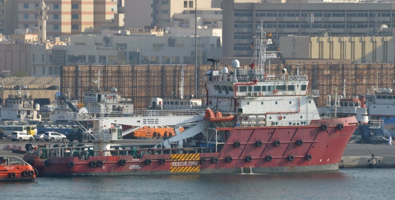 65m DP2 Subsea Vessel