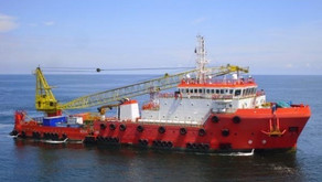 DP2 Offshore Support and Accommodation Vessel for Sale