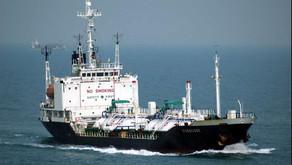 LPG Tanker for sale, $1.3 mil