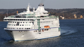 Modern Cruise Ship for Sale in the Baltic