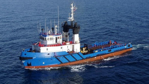 Offshore Tug at Low Price in the Med