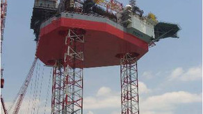 Brand New 375ft Drilling JU Rig at low price