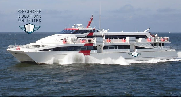 2 x HSC Ferries for sale in East Med