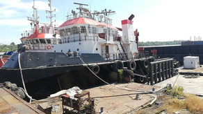 Offshore Tug with 4000hp for Sale in Malaysia