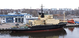 73m Ice Breaker Salvage Tug