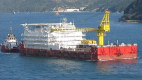 2009 Built 330 Pax Accommodation Work Barge