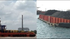 Tug and Barge for Sale in SEA
