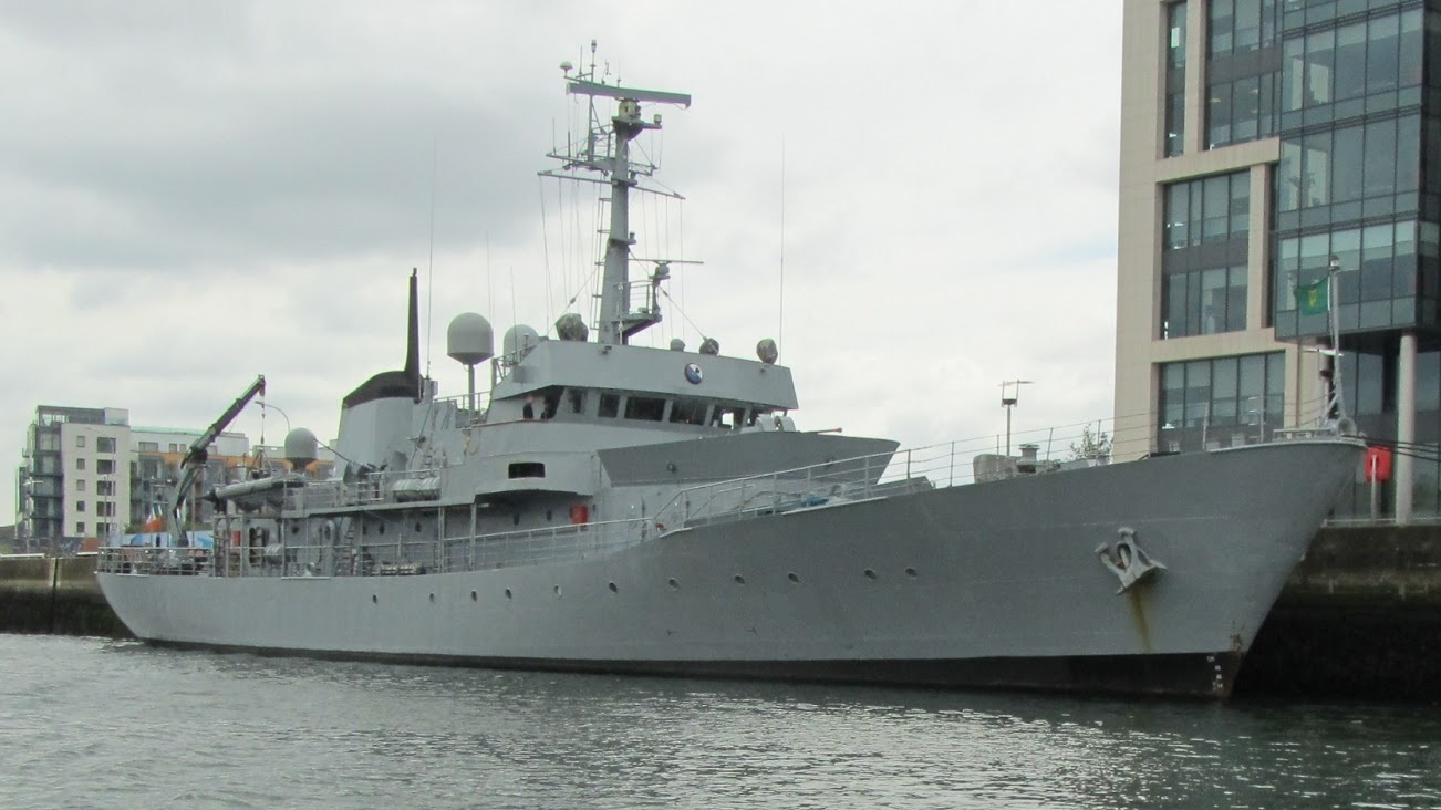 Naval Patrol Vessel for sale in Holland