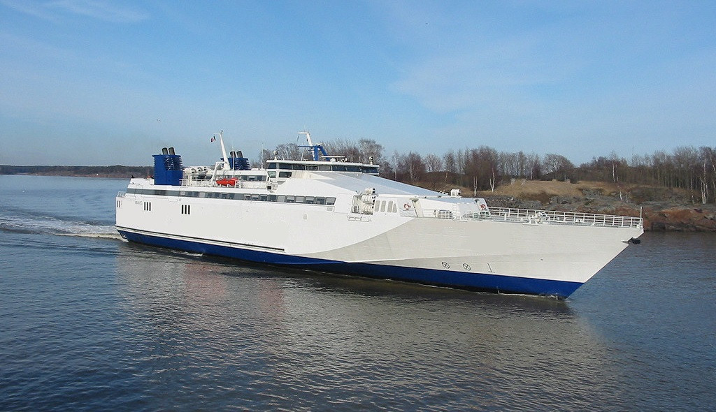 HSC Monohull Ferry For Sale In Greece