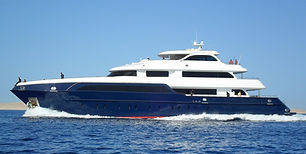 43m Dive Charter Yacht